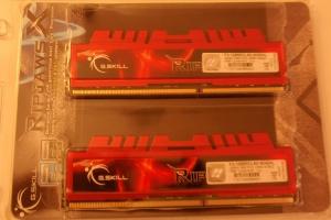 G-Skills 8GB DDR3 12800 1600 Mhz