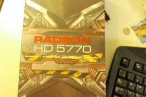 XFX ATI Radeon HD 5770 1 GB GDDR5